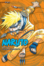 Naruto 3-In-1 Edition 2