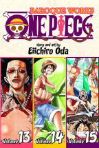 ONE PIECE 3-IN-1 EDITION 5