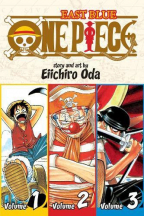 ONE PIECE EAST BLUE 1-2-3
