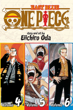 ONE PIECE EAST BLUE 4-5-6