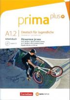 Prima plus A1.2 - nemački jezik, radna sveska za 6. razred osnovne škole