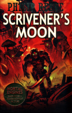 scriveners moon mortal engines prequel