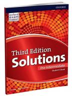Solutions: 3rd Edition, Pre-Intermediate - udžbenik za prvi razred srednje škole