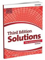 Solutions: 3rd Edition, Pre-Intermediate - radna sveska za prvi razred srednje škole