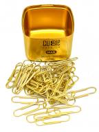 Spajalica - MAS CUBBIE, 28mm GOLD