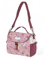 Torba za užinu - Lusa Flower, Pink