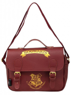 torbica - harry potter lunch satchel burgundy