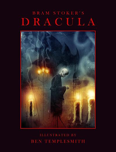 Ben Templesmiths Dracula