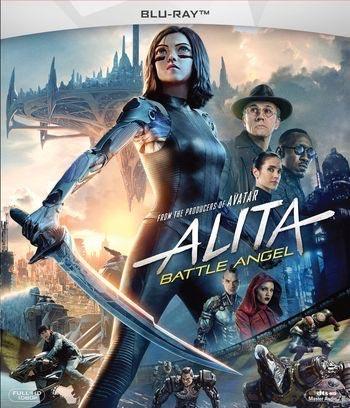 BLU-RAY, ALITA: ANĐEO BRORBE - ALITA: BATTLE ANGEL