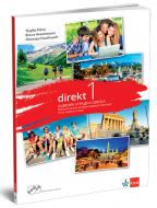 Direkt 1 - nemački jezik, udžbenik i radna sveska za 1. godinu gimnazija