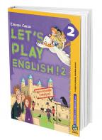 Engleski jezik 2: Let's Play English - udžbenik za drugi razred osnovne škole