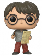figura - harry potter harry with marauders map