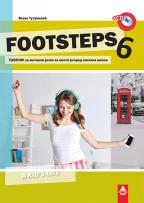 Footsteps 6 - engleski jezik, udžbenik za 6. razred osnovne škole