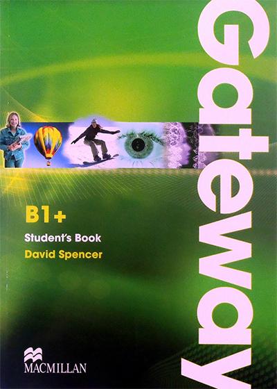 Gateway B1 + Student's Book - engleski jezik, udžbenik za 2. godinu srednje škole