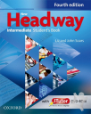 headway intermediate 4th edition students book - engleski jezik udzbenik za 2 godinu srednje skole