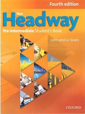 Headway Pre-Intermediate Student's Book (4thedition) - engleski jezik, udžbenik za 3. godinu srednje škole