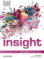Insight Intermediate Student's Book - engleski jezik, udžbenik za 2. godinu srednje škole