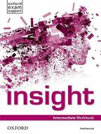 Insight Intermediate Workbook - engleski jezik, radna sveska za 2. godinu srednje škole