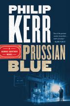PRUSSIAN BLUE: BERNIE GUNTHER NOVEL 12