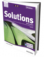 Solutions 2nd Edition Intermediate - engleski jezik, udžbenik za 2. I 3. godinu srednje škole