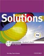 Solutions, Intermediate, engleski jezik, udžbenik za 2. I 3. godinu srednje škole - 2nd edition