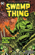 SWAMP THING: PROTECTOR OF THE GREEN