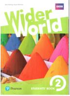 Wider World 2 - engleski jezik, udžbenik za 6. razred osnovne škole