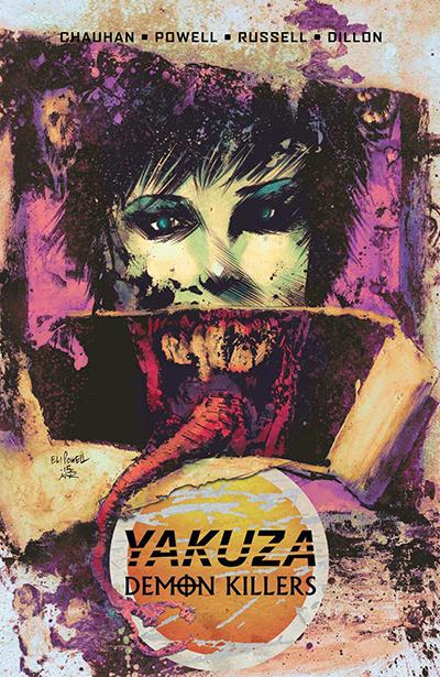 YAKUZA DEMON KILLERS