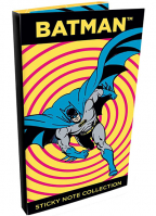 batman sticky notepad