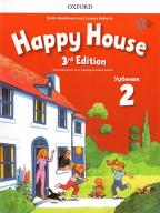 Happy House 2 - engleski jezik, udžbenik i radna sveska za 2. razred osnovne škole