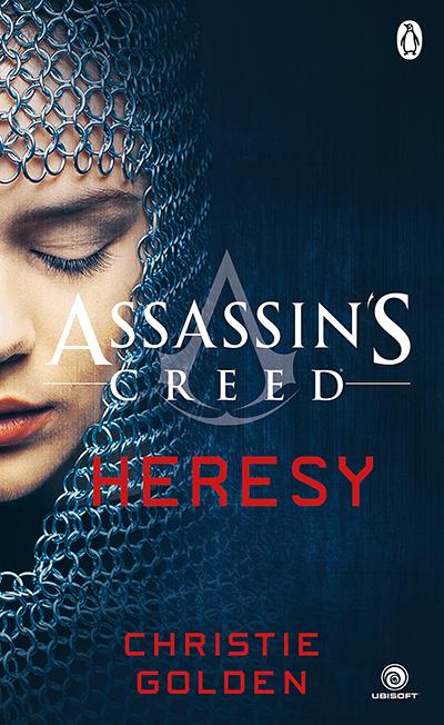 HERESY: ASSASSIN'S CREED BOOK 9