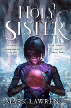 HOLY SISTER (BOOK OF THE ANCESTOR, BOOK 3)