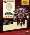 incredibuilds world of warcraft horde 3d wood model and poster