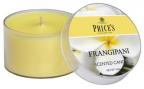Mirišljava sveća sa poklopcem - Frangipani