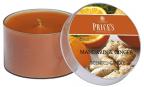Mirišljava sveća sa poklopcem - Mandarin & Ginger