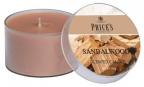 Mirišljava sveća sa poklopcem - Sandalwood