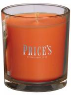 Mirišljava sveća u čaši - Mandarin/Ginger