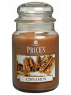 Mirišljava sveća u tegli - Cinnamon, L