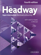 New Headway Upper-Intermediate Workbook without key - engleski jezik, radna sveska za 4. godinu srednje škole