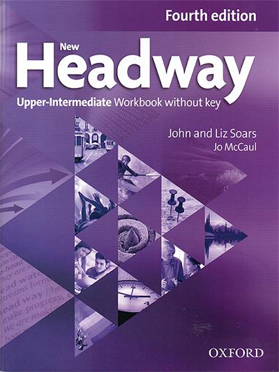 New Headway Upper-Intermediate Workbook without key - engleski jezik, radna sveska za 4. godinu srednje škole