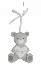 Viseća dekoracija - Teddy Bear, Beautiful Baby