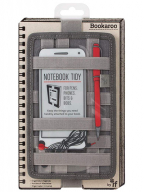 Futrola - Notebook Bookaroo, Tidy Charcoal