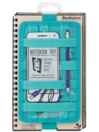 Futrola  - Notebook, Bookaroo, Tidy Turquoise
