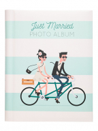 Album samolepljiv - Just Married