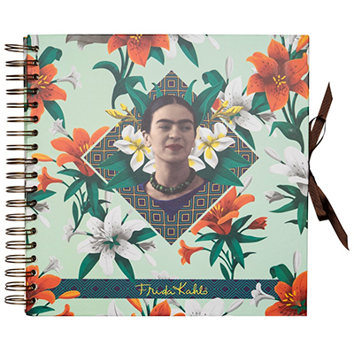 Album Scrapbook - Frida Kahlo