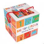 Blokovi za slaganje set/10 - Big Top Circus