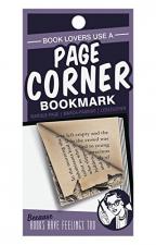 Bukmarker - Book Lovers, Purple
