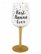 Čaša - Wine, Best Nanna Ever