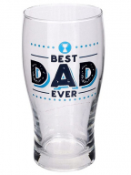 Čaša sa podmetačem - Beer, Best Dad Ever