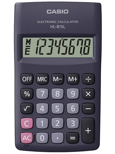 CASIO džepni kalkulator HL 815L